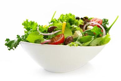 Salad Bar le 1er décembre